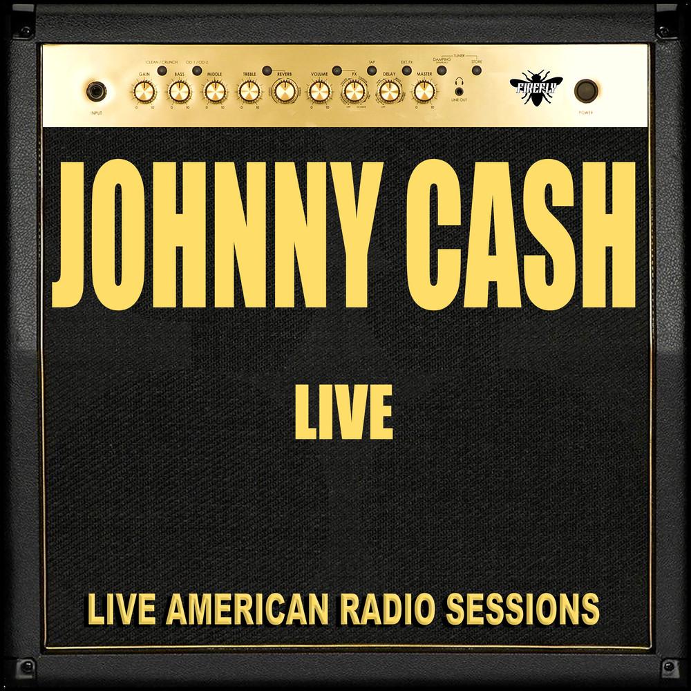 ฟังเพลงอัลบั้ม Johnny Cash - Live