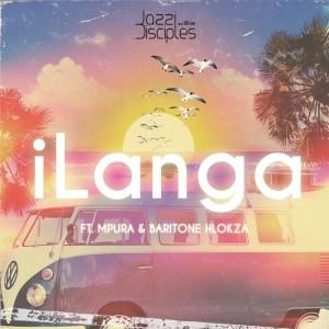 Album iLanga from JazziDisciples