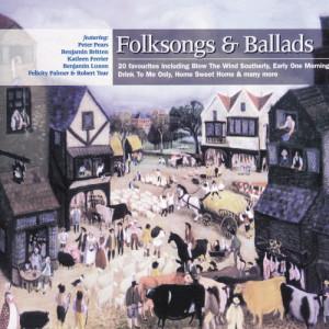 Album Britten: Folksongs and Ballads from Felicity Palmer