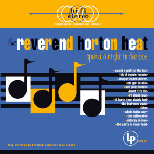 Listen to Whole Lotta Baby song with lyrics from Reverend Horton Heat