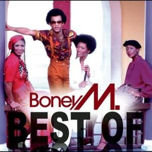 Album Best Of from Boney M