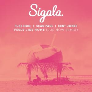 Album Feels Like Home (Jus Now Remix) from Kent Jones