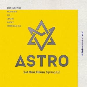 ASTRO的專輯Spring Up