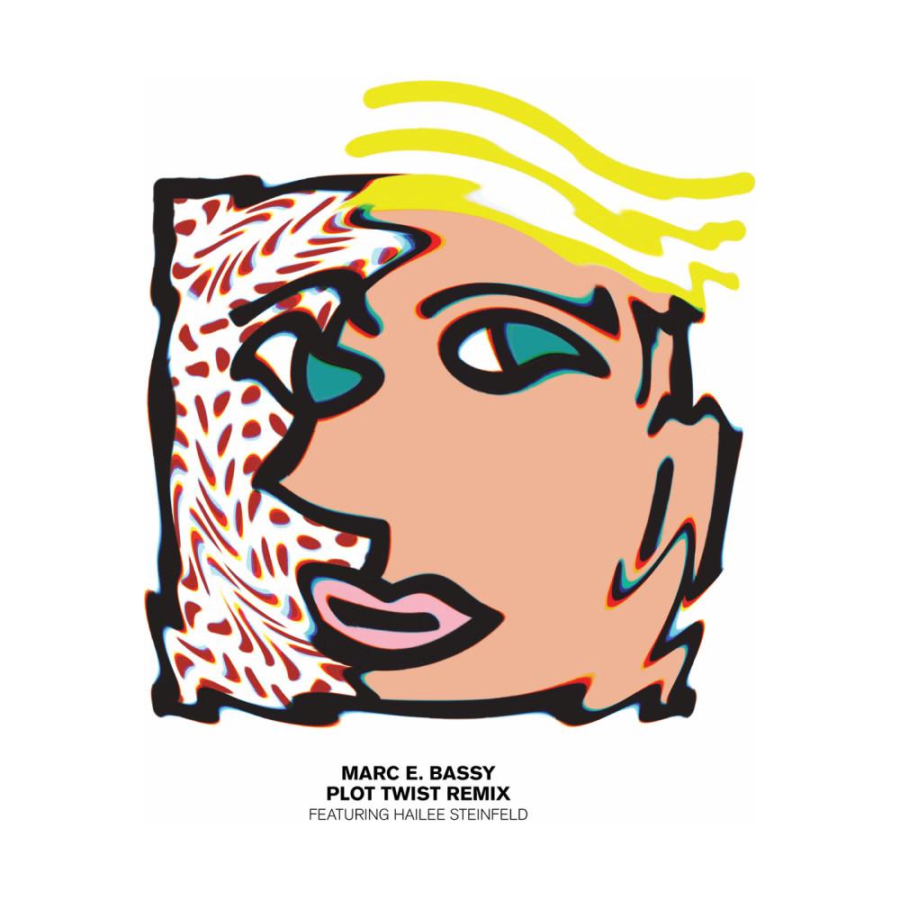 Plot Twist 2017 Marc E. Bassy; Hailee Steinfeld