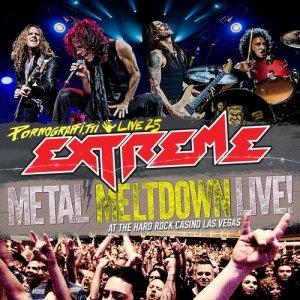 Album Pornograffitti Live 25 / Metal Meltdown from Extreme