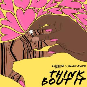 Album Think Bout It from Blak ryno