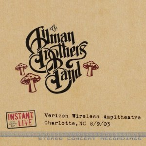 Listen to Layla (Live at Verizon Wireless Amphitheatre, Charlotte, Nc, 8/9/2003) song with lyrics from Allman Brothers Band