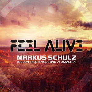Album Feel Alive from Markus Schulz
