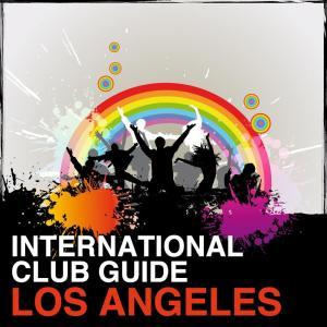 Album International Club Guide - Los Angeles from Peter Hoff