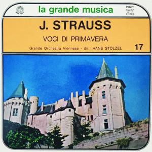 Johann Strauss的專輯Voci Di Primavera