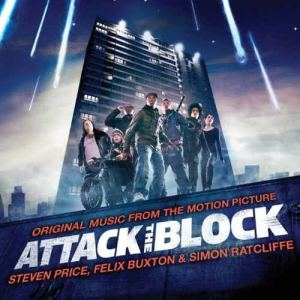Album Original Music From The Motion Picture Attack The Block from 原声大碟