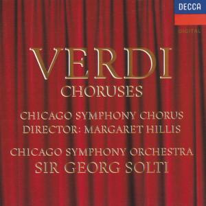 Chicago Symphony Chorus的專輯Verdi: Opera Choruses