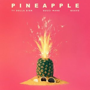 Listen to Pineapple (feat. Gucci Mane & Quavo) song with lyrics from Ty Dolla $ign