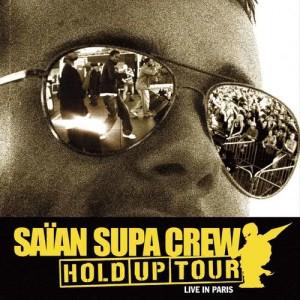 Album Live Au Bataclan from Saian Supa Crew
