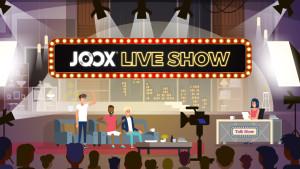 Siaran Langsung eksklusif di JOOX