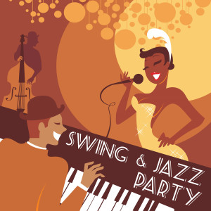 Louis Armstrong And His Orchestra的專輯Swing & Jazz Party