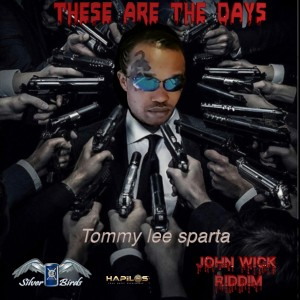 Album These Are the Days from Tommy Lee Sparta
