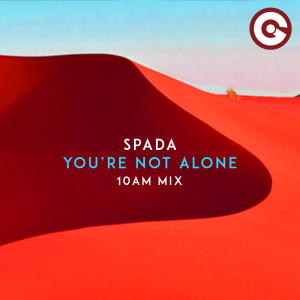 Spada的專輯You're Not Alone