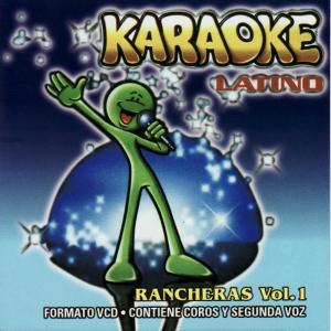 Album Karaoke Latino Rancheras Vol. 1 from Pimienta Karaoke Players