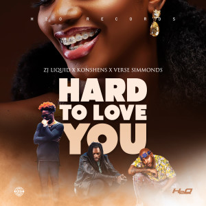 Album Hard to Love You from Konshens
