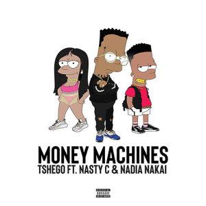 Album Money Machines from Tshego