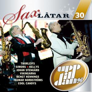Album Upp till dans 30 - Saxlåtar from Blandade Artister