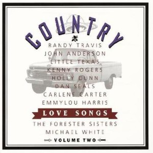 Country Love Songs dari Various Artists