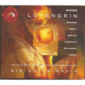 Album Wagner: Lohengrin from Sir Colin Davis