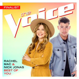 Nick Jonas的專輯Best of You (The Voice Performance)