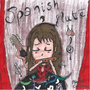 Album SPANISH FLUTE from Manolo Carrasco
