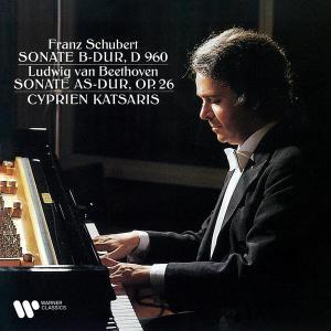 Album Schubert: Sonate No. 21, D. 960 - Beethoven: Sonate No. 12, Op. 26 from Cyprien Katsaris