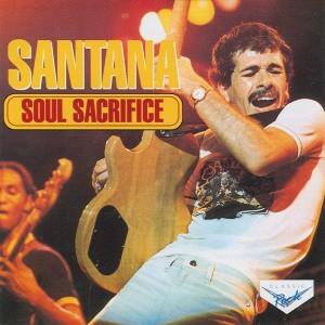 Santana的專輯Soul Sacrifice