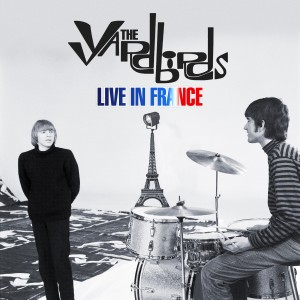 Album Live in France from The Yardbirds