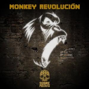Album Monkey Revolución from Sobre Piedras