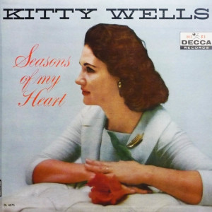 Album Seasons Of My Heart from Kitty Wells