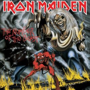 Iron Maiden的專輯The Number of the Beast (2015 Remaster)