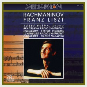 Listen to Rhapsody on a Theme of Paganini, Op. 43: XX. Variation 19. L'istesso tempo song with lyrics from Bratislava Radio Symphony Orchestra