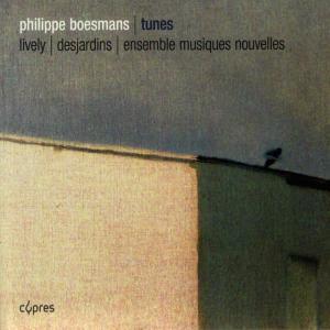 Album Boesmans: Tunes, Cadenza, Fanfare I & Surfing from David Lively