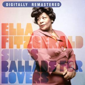 Ella Fitzgerald的專輯Ella Fitzgerald Sings Ballads For Lovers