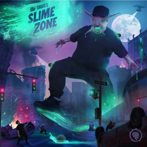 Album Slime Zone from Snails