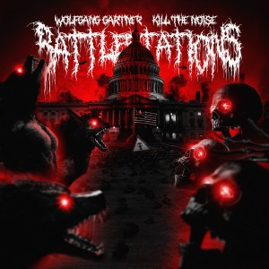 Album Battlestations from Wolfgang Gartner