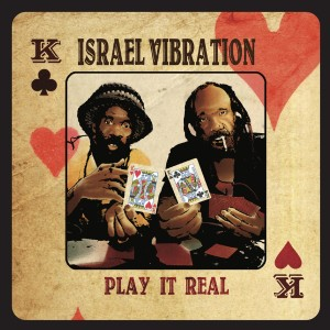Album Play It Real from Israel Vibration