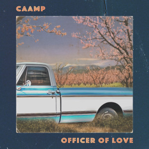 Album Officer of Love from Caamp