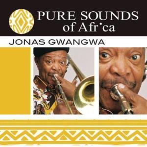 Album Pure Sounds of Africa from Jonas Gwangwa