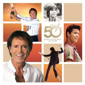 Cliff Richard的專輯The Fiftieth Anniversary Album