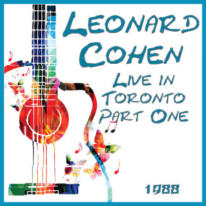 Live in Toronto 1988 Part One