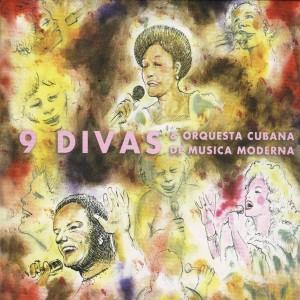 Album JazzCuba, Vol. 9: 9 Divas from Merceditas Valdes