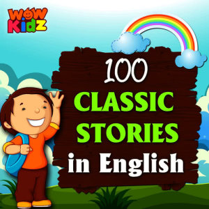 WowKidz的專輯100 Classic Stories in English