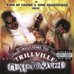 Trillville的專輯Weakest Link - From King Of Crunk/Chopped & Screwed (Explicit)