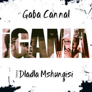 Album iGama from Gaba Cannal